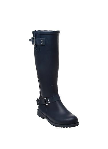 T-Box Çizme Lacivert